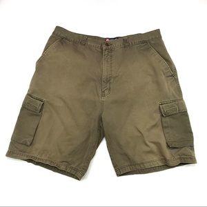 Chaps Ralph Lauren Five Pocket Cargo Shorts.